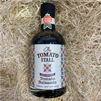 Isle of Wight Oak Smoked Tomato Balsamic (250ml)